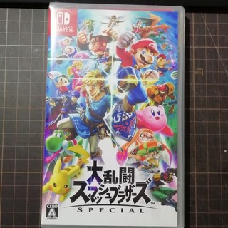 ニンテンドースイッチ(Nintendo Switch)のスマッシュブラザーズ(家庭用ゲームソフト)
