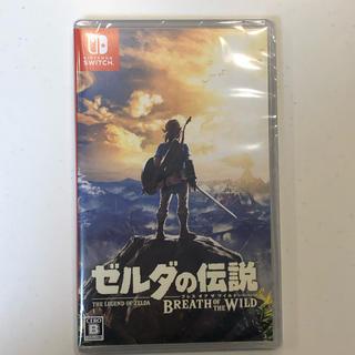ニンテンドースイッチ(Nintendo Switch)のゼルダの伝説 ブレス オブ ザ ワイルド - Switch(家庭用ゲームソフト)
