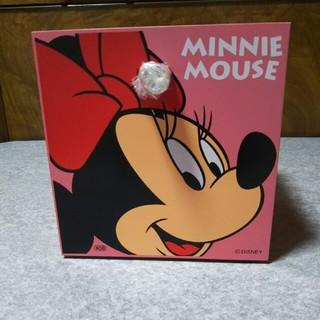 ディズニー(Disney)の引出しボックスミニー(小物入れ)