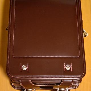 ツチヤカバンセイゾウジョ(土屋鞄製造所)の土屋鞄ランドセル 茶×ピンク(ランドセル)