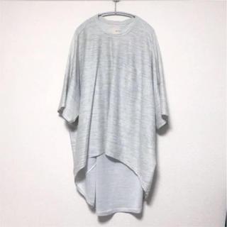 ケイスケカンダ(keisuke kanda)のsou-mu 霧雨のワイドプルオーバー(Tシャツ/カットソー(七分/長袖))
