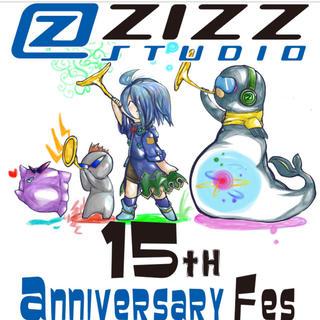 ZIZZ STUDIO 15th Anniversary Fes チケット(その他)