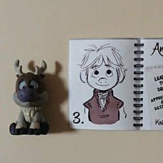 Disney - スヴェン アニメーターズコレクション シークレットフィギュア no.7 リトル