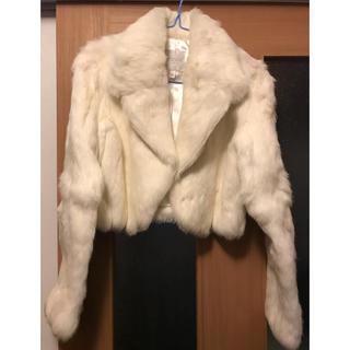 クーカイ(KOOKAI)のラビットファージャケット(毛皮/ファーコート)