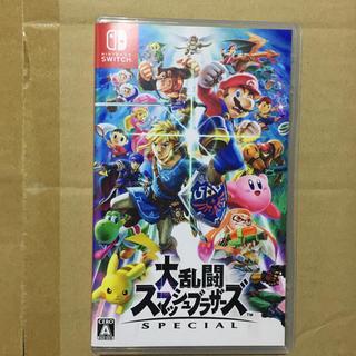 ニンテンドースイッチ(Nintendo Switch)の大乱闘スマッシュブラザーズ スイッチ(家庭用ゲームソフト)