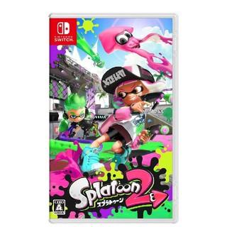 ニンテンドースイッチ(Nintendo Switch)のスプラトゥーン2  Nintendo Switch(家庭用ゲームソフト)