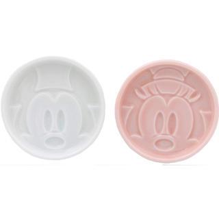 Disney - ディズニー 醤油皿 祝いペア