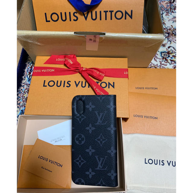iphone x max ケース amazon / LOUIS VUITTON - ルイ・ヴィトン  IPHONE XS MAX・フォリオの通販 by 3人のパパ's shop|ルイヴィトンならラクマ