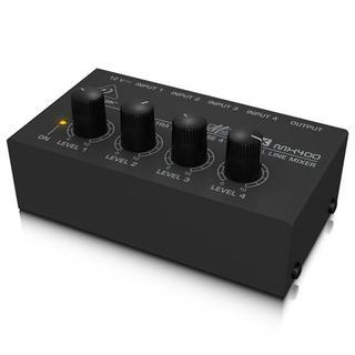 BEHRINGER MX400 MICROMIX ラインミキサー (ミキサー)