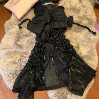プリーツプリーズイッセイミヤケ(PLEATS PLEASE ISSEY MIYAKE)の専用 イッセイミヤケ FETE 本当に素敵なドレスコート(ロングコート)