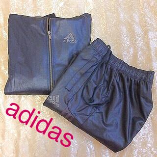 adidas - ☆adidas 上下セットアップ【黒】