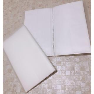 MUJI (無印良品) -   無印良品 ポリプロピレンCD・DVDホルダー・2段 40枚収納