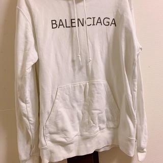 バレンシアガ(Balenciaga)のバレンシアガ パーカートレーナー(トレーナー/スウェット)