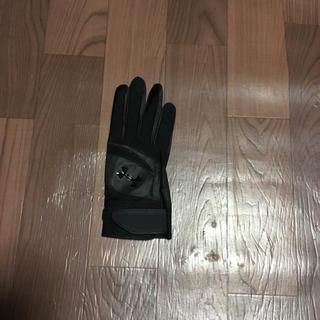 アンダーアーマー(UNDER ARMOUR)のラスト1 アンダーアーマー LG ブラック 右手 守備用 手袋 グローブ 守備手(グローブ)