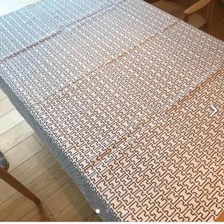マリメッコ(marimekko)の新品未使用  アルテック H55 生地 テーブルクロス(テーブル用品)