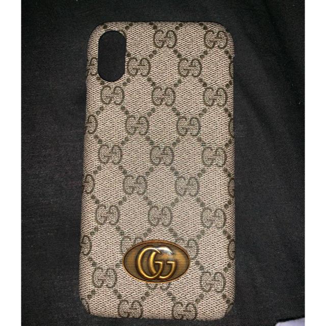 Gucci - iPhone XSケースの通販 by なな's shop|グッチならラクマ