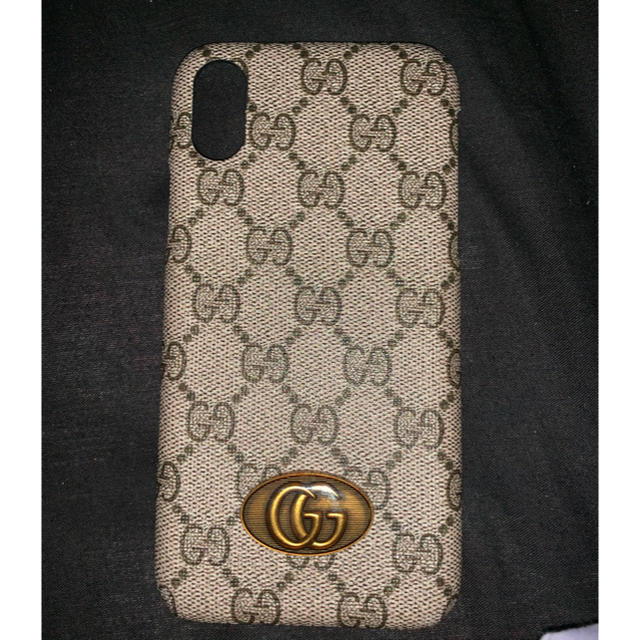 hermes iphone7plus ケース 安い | Gucci - iPhone XSケースの通販 by なな's shop|グッチならラクマ
