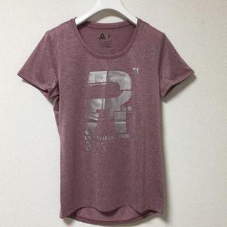リーボック(Reebok)のリーボック スポーツTシャツ  Sサイズ(ヨガ)