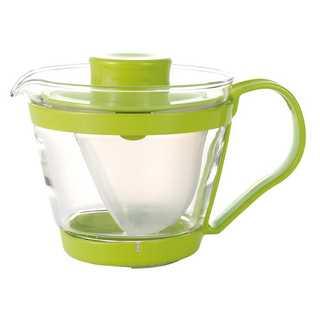 耐熱ガラス ティーポット レンジのポット・茶器(電動式コーヒーミル)