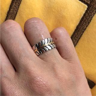 スターリング(STERLING)のスティーブン イエローホース☆マライカ スターリング(リング(指輪))