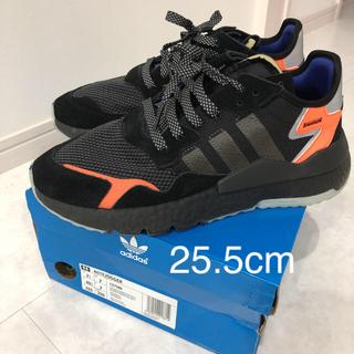 アディダス(adidas)のAdidas Nite Jogger 25.5cm(スニーカー)