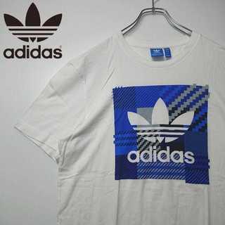 アディダス(adidas)のadidas originals デカロゴ Tシャツ トレフォイル N274(Tシャツ/カットソー(半袖/袖なし))