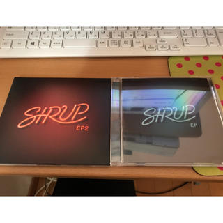SIRUP  EP  EP2  セット