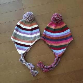 ニット帽子(帽子)