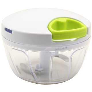 K&A みじん切り器 ふたも洗える ぶんぶんチョッパー BBC-01(調理道具/製菓道具)