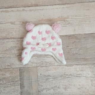 ニシマツヤ(西松屋)の帽子 サイズ46~48(帽子)