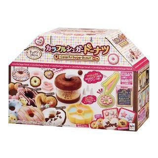 インスタ映え狙い☆キッチンマルシェシリーズ カラフルシュガードーナツ(その他)