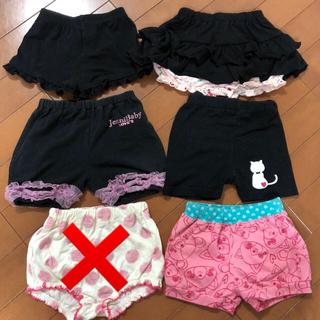 シマムラ(しまむら)の女の子 ショートパンツ 6点(パンツ)