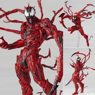 AMAZING YAMAGUCHI Carnageカーネイジアクションフィギュア(アメコミ)