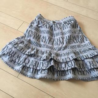 クラウンバンビ(CROWN BANBY)のクラウンバンビ ミニスカート 150(スカート)