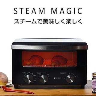 ☆オーブントースター☆ スチーム機能 4枚焼き(調理機器)