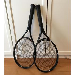 プリンス(Prince)のprince プリンス ラケット x105 290g 右利き用 硬式 テニス(ラケット)