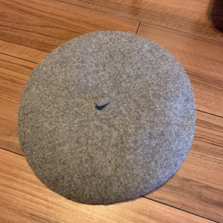 ブリーズ(BREEZE)のワッペン付フェルトベレー帽(帽子)