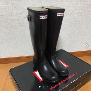 ハンター(HUNTER)のHUNTER ハンター レインブーツ 長靴 オリジナルトール(レインブーツ/長靴)