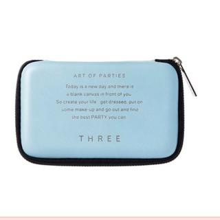 スリー(THREE)の新品未使用 THREE ART OF PARTIES BASE MAKEUP(コフレ/メイクアップセット)