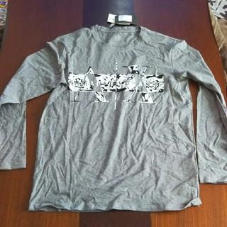 アルマーニエクスチェンジ(ARMANI EXCHANGE)のAX のメンズロングTシャツ(Tシャツ/カットソー(七分/長袖))