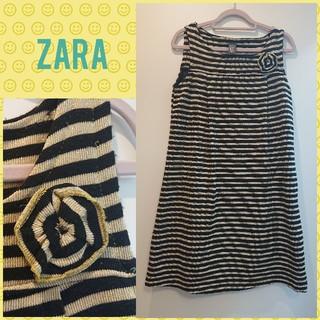 ザラ(ZARA)のZARA  152cm ワンピース(ワンピース)