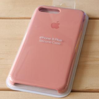 iPhone 7Plus 8Plus シリコーンケース フラミンゴ