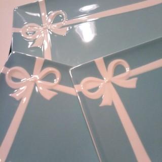Tiffany & Co. - TIFFANYプレート3点セット