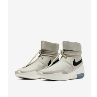 ナイキ(NIKE)のnike fear of god air shoot around(スニーカー)