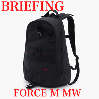 BRIEFING - 極美品 ブリーフィング バックパック ★ FORCE M MW