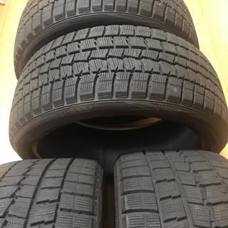 ダンロップ(DUNLOP)のスタッドレスタイヤ   18インチ  レクサスIS (タイヤ)