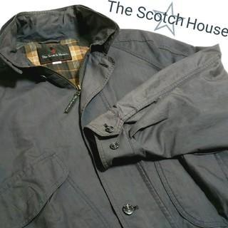 ザスコッチハウス(THE SCOTCH HOUSE)の☆訳あり格安☆The Scotch House フライトジャケット Lサイズ(フライトジャケット)