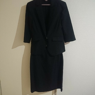 シマムラ(しまむら)のレディース スーツ上下2点セット 七分袖(スーツ)