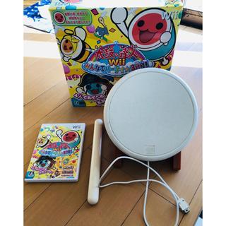 Wii - 太鼓の達人Wii みんなでパーティ☆3代目と太鼓とバチ