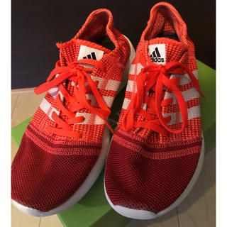 adidas - ランニングシューズ スニーカー アディダス 25.5